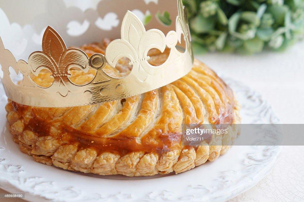 Galette des Rois,French Pie