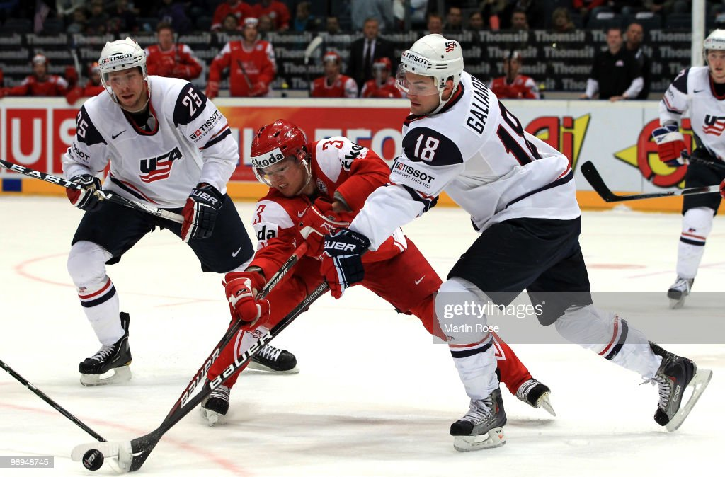 USA v Denmark - 2010 IIHF World Championship