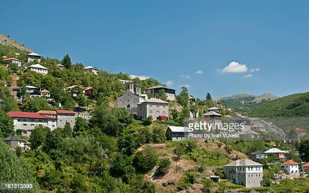 galichnik - macedonië land stockfoto's en -beelden