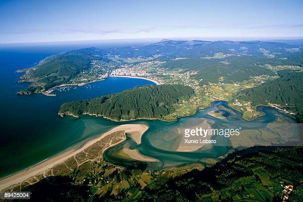 Galicia from the air Ria de Cedeira estuaryThe population of Galicia is 2926 and the territory they occupy is 29575 km 2 This means that the...