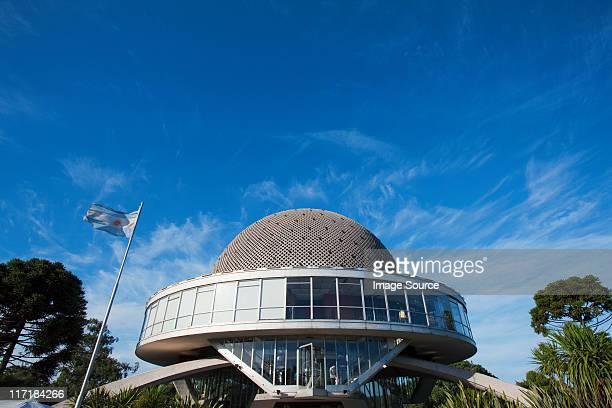 Galileo Galilei Planetario, Buenos Aires, Argentina
