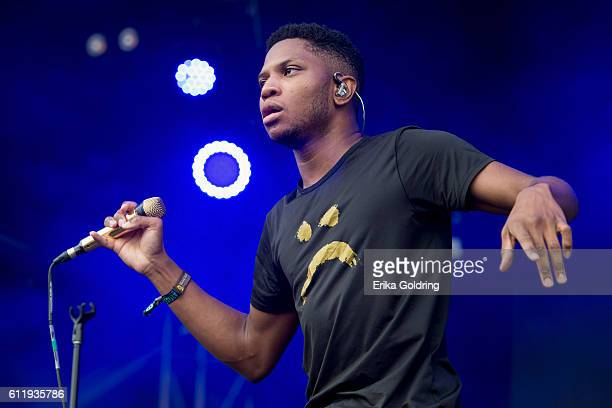 Gallant performs at Zilker Park on October 1, 2016 in Austin, Texas.
