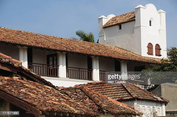 galle fort 、スリランカます。 - ゴール市 ストックフォトと画像