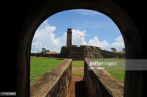 Galle fort, Sri Lanka.