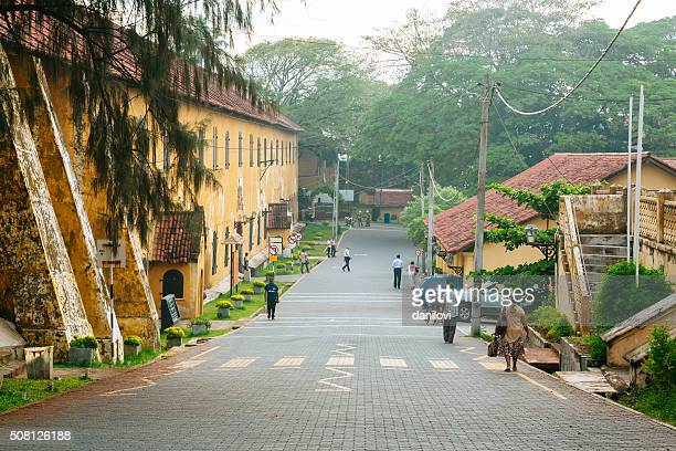 Galle fort streets, Sri Lanka