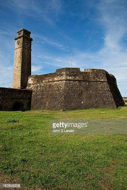 Galle Fort was built first by the Portuguese then modified by the Dutch during the 17th century Even today after 400 years of existence it still...