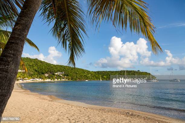galleon beach in antigua - galleon stock photos and pictures