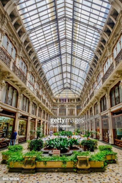 Galleria Subalpina, Turin, Italy