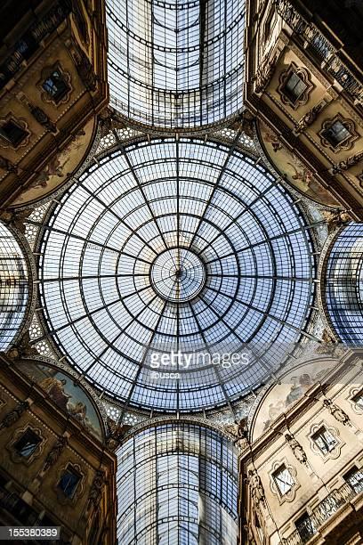 Galleria Vittorio Emanuele II e Edifici a cupola