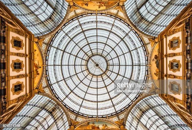 Galleria Vittorio Emanuele II, Milan,Italy