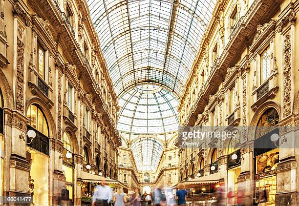 Galleria Vittorio Emanuele II Milano, Italy