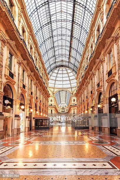 Galleria Vittorio Emanuele - Milan, Italy