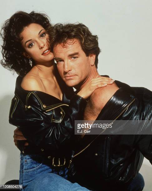 "Gallery - 1/12/94 Eva LaRue and John Callahan portray Maria and Edmund Grey on the ABC Daytime drama ""All My Children"". ""All My Children"" airs..."