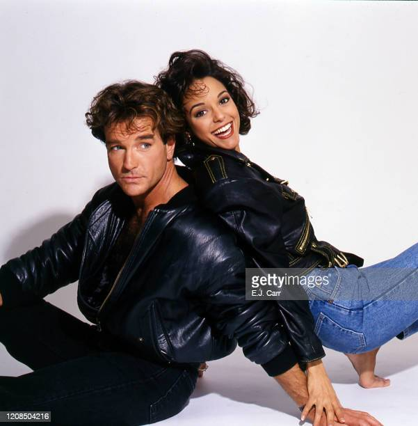 """Gallery - 1/12/94 John Callahan and Eva LaRue star on ABC Daytime's """"All My Children"""". """"All My Children"""" airs Monday-Friday, 1-2 p.m., ET, on the ABC..."""