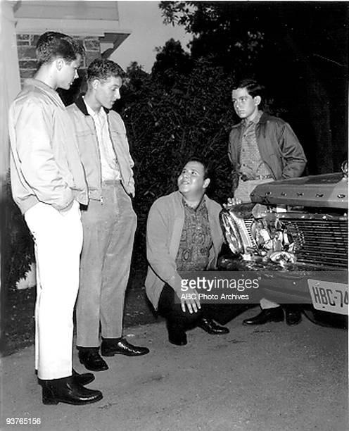 Gallery - 1960-61, Tony Dow , Ken Osmond , Frank Bank , Jerry Mathers ,