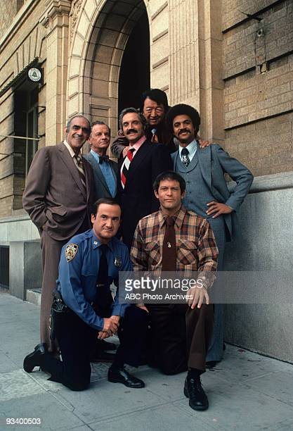 MILLER Gallery 19761977 Abe Vigoda Ron Carey James Gregory Hal Linden Jack Soo Max Gail Ron Glass