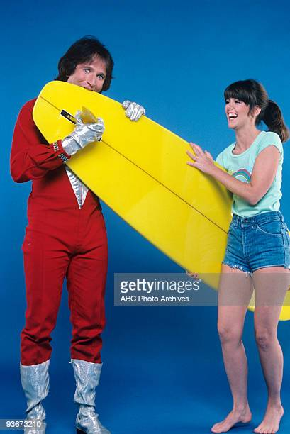 MORK MINDY Gallery 1978 Robin Williams Pam Dawber