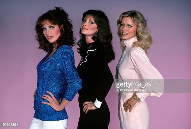 S ANGELS Gallery 2/9/81 Tanya Roberts Jaclyn Smith and Cheryl Ladd