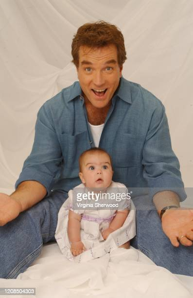CHILDREN gallery 4/23/02 Kaya McKenna Callahan and her father John Callahan of All My Children All My Children airs MondayFriday 12 pm ET on the ABC...