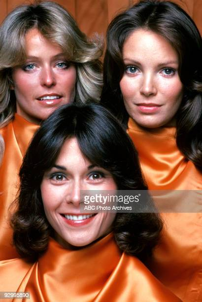 S ANGELS AD Gallery 6/15/76 Farrah Fawcett Jaclyn Smith Kate Jackson