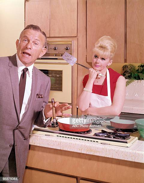 ME gallery 9/14/64 George Burns served as onscreen narrator of this situation comedy which followed his tenant Wendy Conway through her day and...
