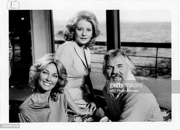 January 30 1981 KENNY ROGERS WITH WIFE MARIANNE GORDON AND
