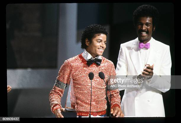 January 30 1981 MICHAEL JACKSON FAVORITE SOUL RB ALBUM FOR OFF THE WALL WITH