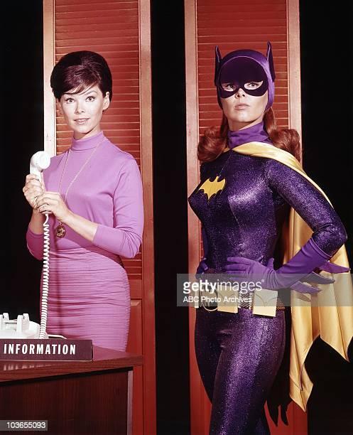 BATMAN 'Gallery' Airdate June 9 1967 YVONNE