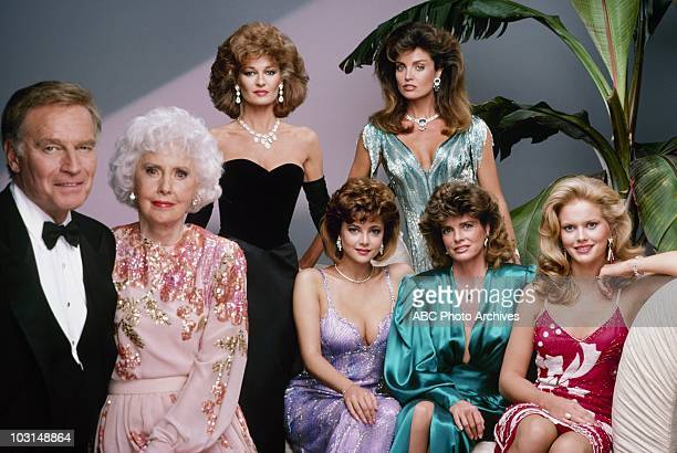 THE COLBYS 'Gallery' Airdate November 11 1985 CHARLTON