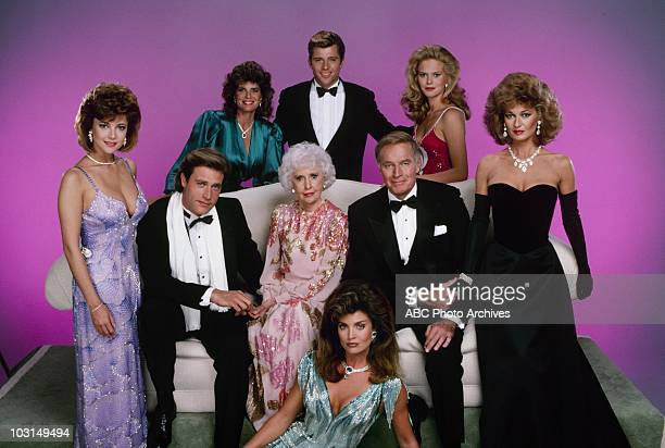 THE COLBYS 'Gallery' Airdate November 11 1985 EMMA