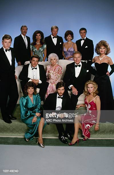 THE COLBYS 'Gallery' Airdate November 11 1985 MAXWELL