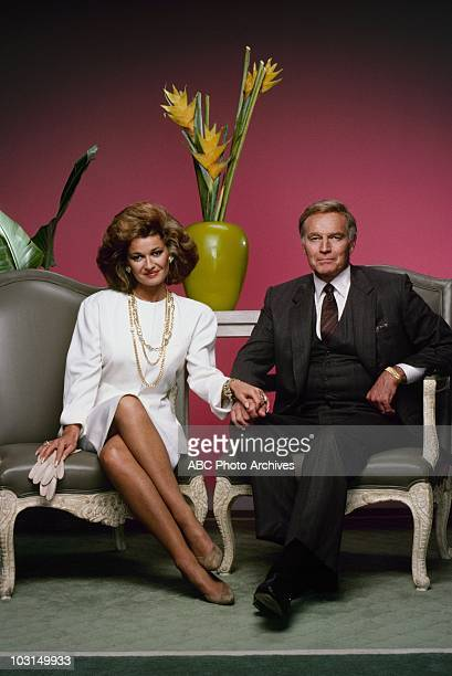 THE COLBYS 'Gallery' Airdate November 11 1985 STEPHANIE