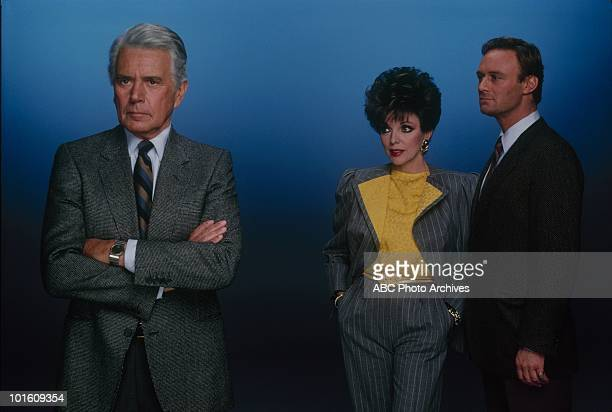 DYNASTY 'Gallery' Airdate on January 15 1986 JOHN