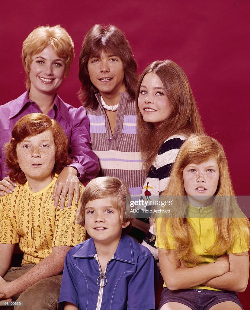 FAMILY - Gallery (1972) Danny Bonaduce, Shirley Jones, Brian Forster, David Cassidy, Susan Dey, Suzanne Crough