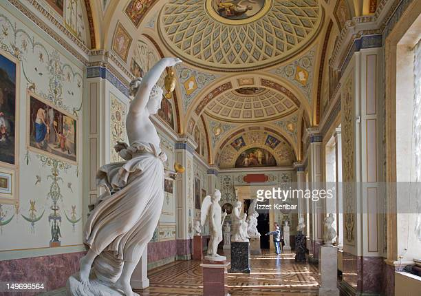 Gallery of Ancient Sculpture, The Hermitage.