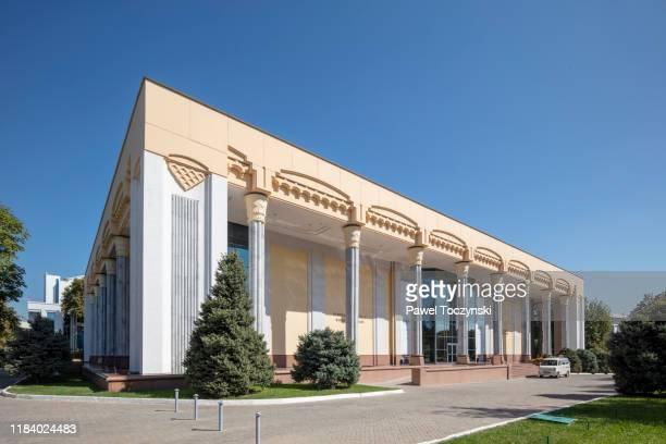 gallery of fine art of uzbekistan, tashkent - dictator stock pictures, royalty-free photos & images