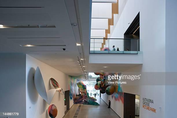 Gallery Of Modern Art Southbank Brisbane Queensland Australia Architect Architectus Gallery Of Modern Art Architectus Brisbane Australia Interior...