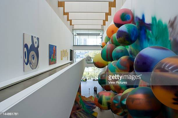Gallery Of Modern Art Southbank Brisbane Queensland Australia Architect Architectus Gallery Of Modern Art Architectus Brisbane Australia Interior...