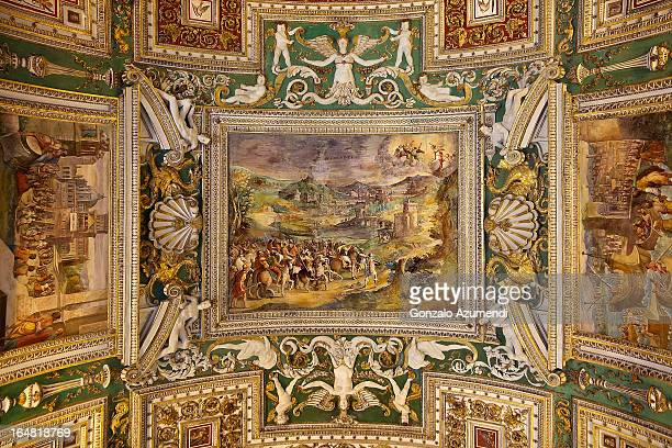 Gallery of the Maps in Vatican.