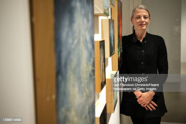 Gallery owner Catharine Clark in San Francisco, Calif., on Thurs. Mar. 26, 2015. Clark is the main force behind DoReMi, a new arts district that...