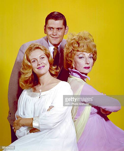 BEWITCHED gallery Season five 5/22/69 Elizabeth Montgomery Dick York Agnes Moorehead