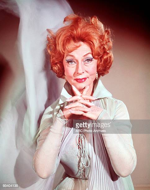 BEWITCHED gallery Season Five 9/26/68 Agnes Moorehead