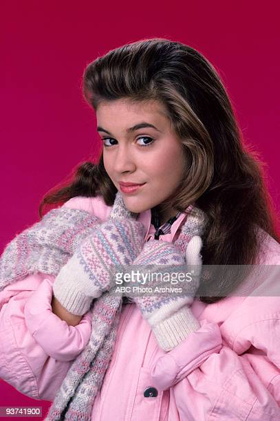 S THE BOSS Gallery Season Four 11/10/87 Alyssa Milano