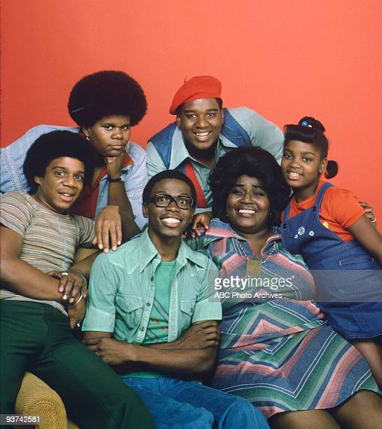 Gallery - Season One - , Pictured, top row, left: Shirley Hemphill , Fred Berry ; bottom: Haywood Nelson , Ernest Thomas , Mabel King and Danielle...
