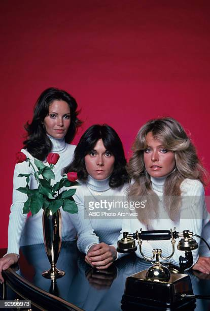 S ANGELS gallery Season One 6/15/76 Jaclyn Smith Kate Jackson and Farrah FawcettMajors played undercover detectives Kelly Garrett Sabrina Duncan and...