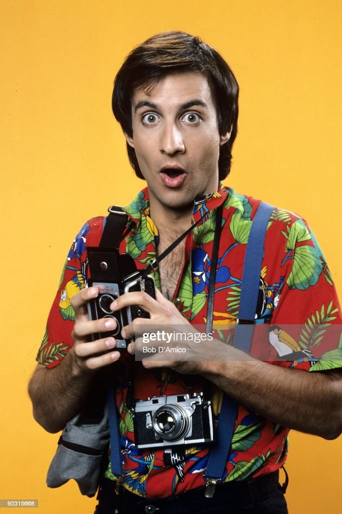 STRANGERS - gallery - Season One - 6/27/86 Bronson Pinchot (Balki Bartokomous) (Photo by Bob D'Amico/ABC via Getty Images) BRONSON