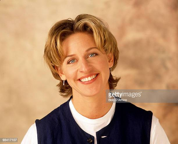 MINE gallery Season One 7/29/94 Ellen DeGeneres