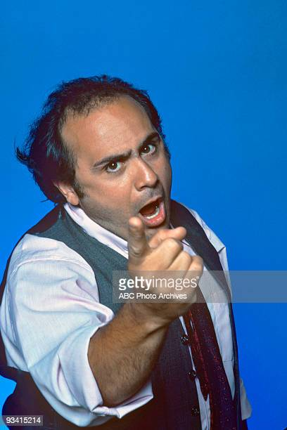 TAXI Gallery Season One 9/2/78 Danny DeVito on the ABC Television Network comedy 'Taxi' The staff of a New York City taxicab company go about their...