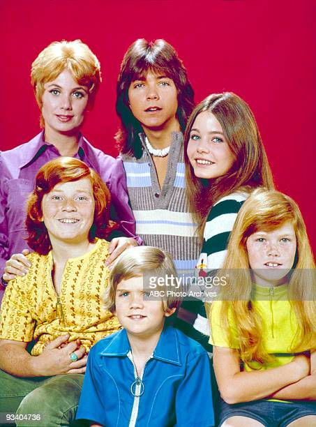 FAMILY gallery Season Two 5/22/72 Shirley Jones David Cassidy Susan Dey Danny Bonaduce Brian Forster Suzanne Crough
