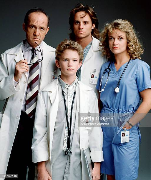 """Gallery - Season Two - 8/8/1989, Doogie Howser, M.D. Is a comedy-drama starring Neil Patrick Harris as Douglas """"Doogie"""" Howser, a brilliant teenage..."""
